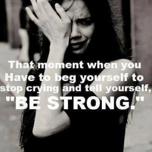 be strong. Have willpower. Just stop. Stop caving into the games ...