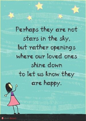 One of my favorite quotes - to go with some very cherished memories!