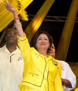 Today's political quote: Kamla Persad-Bissessar