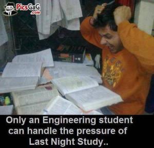 Study Techniques Of Last Night Before Exam