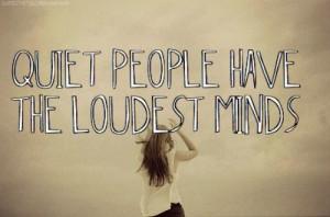 Quiet quotes 4
