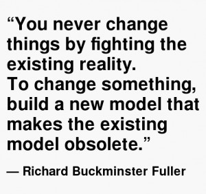 ... that makes the existing model obsolete.