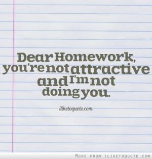 Homework help quotes