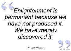 Spiritual Enlightenment...