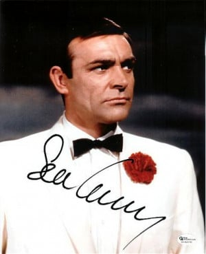 James Bond 007 - sean-connery Photo