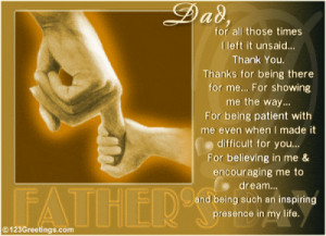 quotes about dads not being there for their daughters