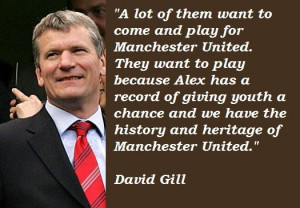David gill famous quotes 1