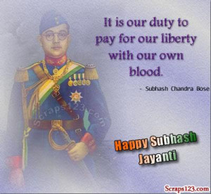 Related Pictures subhash chandra bose quotes digg
