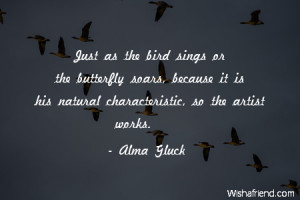 Bird Quotes and Sayings