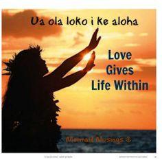 Hawaiian Sayings