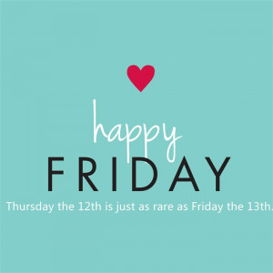 Quotes About Friday The 13. QuotesGram  Friday The 13th Quotes For Facebook