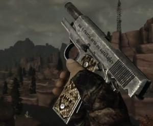Fallout New Vegas Colt 45
