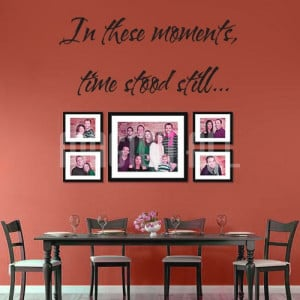 Home » Time Stood Still - Wall Quotes
