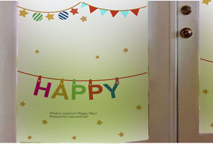 ... surprise-happy-day-present-for-you-and-me-Colorful-Wall-Sticker-Quote