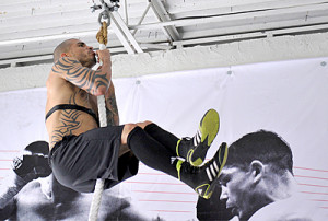 Miguel Cotto Orlando Media Workout Quotes