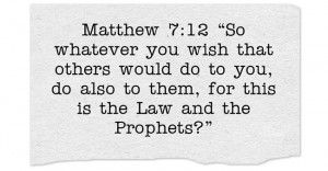 What Is The Golden Rule? Is It In The Bible?