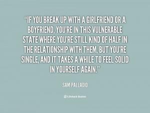 boyfriend and girlfriend break up quotes quotesgram