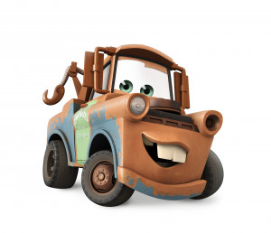 Cars - Mater - 3