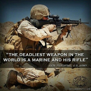 From a US Army General.