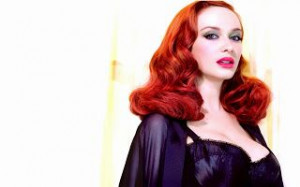 Chatter Busy: Christina Hendricks Quotes