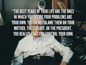 Create Your Destiny Quotes