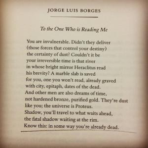 500 x 499 · 79 kB · jpeg, Jorge Luis Borges Quotes