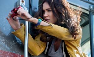NINJA TURTLES : Un 1er spot TV + une nouvelle photo de Megan Fox