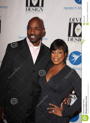Niecy Nash ex Husband