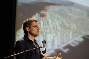 Carlo Ratti at World Information City Conference In Visibility