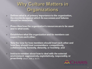 Quotes About Organizational Culture