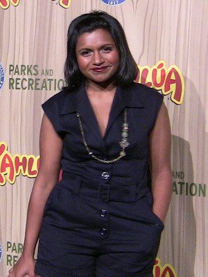 mindy baling body image quote