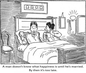 Marriage is like life in this - that it is a field of battle, and not ...