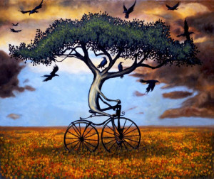 Amazing Oil Paintings by Esao Andrews from America