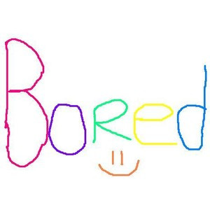 Quote - Bored - Use - CREDIT Forever young.