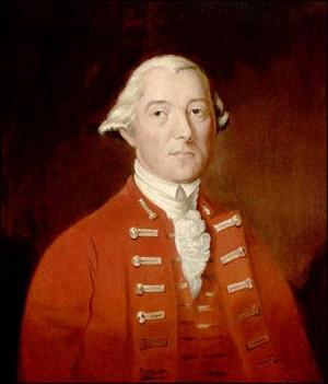 Guy Carleton, Baron Dorchester