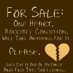 Broken Heart Quotes about Giving Up