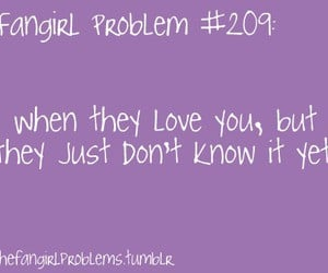 fangirl problems