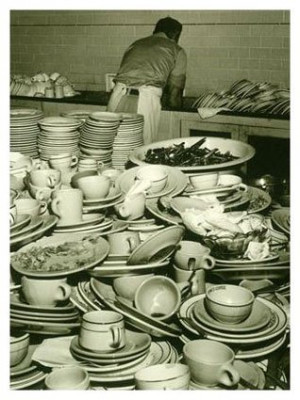 The Monastic in the House: Prayer versus the Dishes