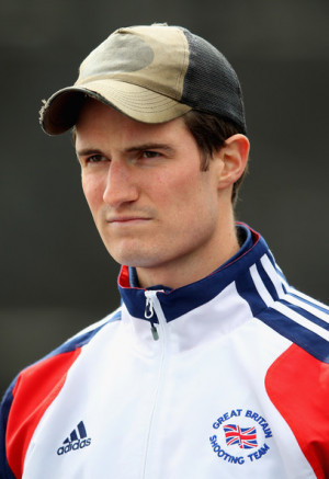 Peter Wilson Peter Wilson of Great Britain looks on during day two of