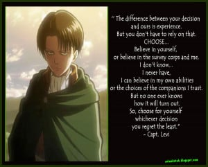 Attack on Titan: Top 10 Quotes ( A Personal Pick)