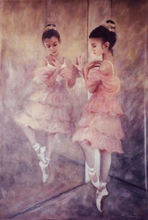 Little Ballerina Painter Misic