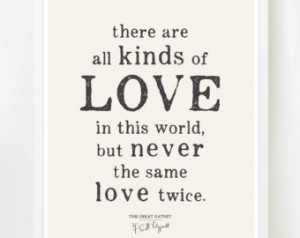 Movie Quotes About Love: Love Quotes From The Great Gatsby Love Quotes ...