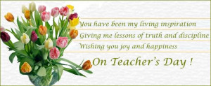 Teachers Day Greetings, Pictures and SMS in Hindi and English