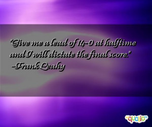 Final Quotes