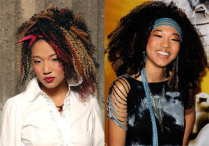 Judith Hill (Japanese/African-American) [American]