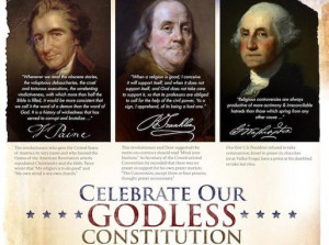 Celebrate Our Godless Constitution