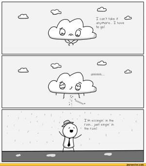 ... !,comics,funny comics & strips, cartoons,hotchkisscomics,cloud,rain