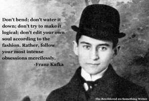 10 Famous 'Franz Kafka' Quotes