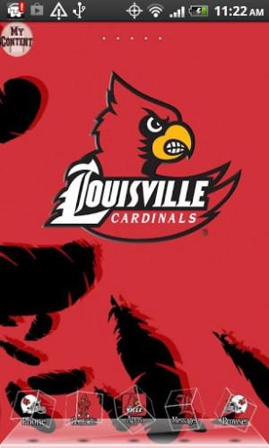Louisville Cardinals Adidas