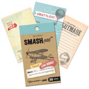 ... Company-SMASH-BOOK-JOURNALING-PAD-Scrapbook-Notes-List-Tag-Quotes